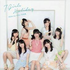 7 Girls Holiday: Wake Up, Girls! Photo Book