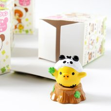 Rilakkuma Mascot Figure Collection