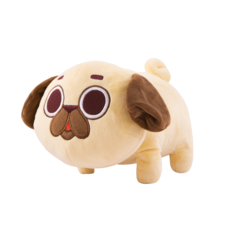 Puglie Pug Large Plush
