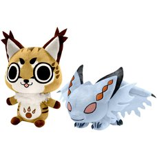 Monster Hunter Plush Collection (Re-run)