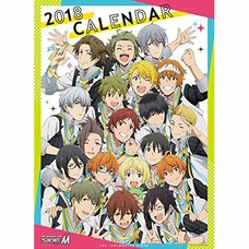 Idolm@ster: SideM 2018 Calendar