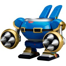 Nendoroid More: Mega Man X Rabbit Ride Armor