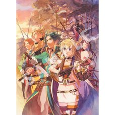 Record of Grancrest War Blu-ray Vol. 1