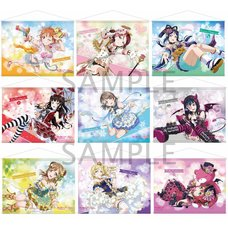 Love Live! Sunshine!! B2-Size Tapestry Collection