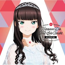 WHITE FIRST LOVE | Love Live! Sunshine!! Dia Kurosawa First Solo Concert Album (2-Disc Set)