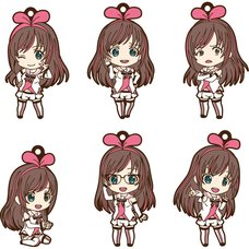 Nendoroid Plus: Kizuna AI Collectible Keychains Box Set