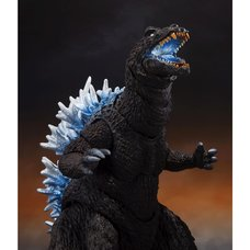 S.H.MonsterArts Godzilla Mothra and King Ghidorah: Giant Monsters All-Out Attack Godzilla (2001): Heat Ray Ver.
