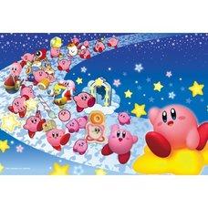 Kirby Super Star Jigsaw Puzzle
