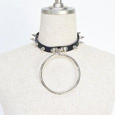 ACDC RAG Big Ring Needle Choker
