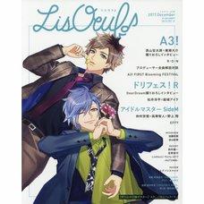 LisOeuf♪ Vol. 7 (December 2017)