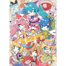 Vocaloid Alice in Wonderland Clear File: Yoshiki Ver.