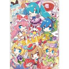 Vocaloid Alice in Wonderland Clear File: Yoshiki Ver.