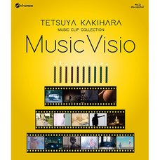 Music Visio | Tetsuya Kakihara Music Clip Collection Blu-ray
