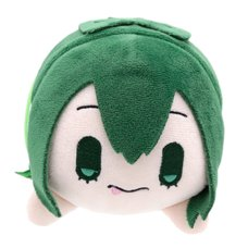 Mochibi My Hero Academia Tsuyu Asui: Hero Costume Plush
