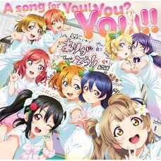 A Song for You! You? You!! | Love Live! School Idol Project μ's CD