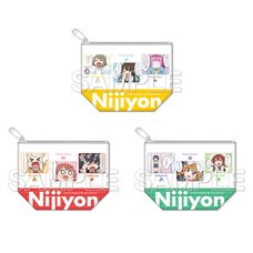 Nijiyon -Love Live! Nijigasaki High School Idol Club Yon Koma- General Election Selected Panels Pouch Collection