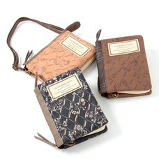 FLAPPER Book Shoulder Bag