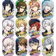 IDOLiSH 7 Character Badge Collection Police SR Ver. Box Set