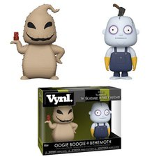 Vynl: The Nightmare Before Christmas - Oogie Boogie and Behemoth