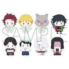Demon Slayer: Kimetsu no Yaiba Puppela Puppet Plush Collection Vol. 3