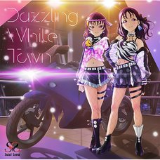 Dazzling White Town | Saint Snow 1st Single CD