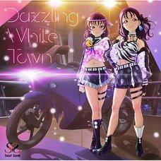 Dazzling White Town   Saint Snow 1st Single CD