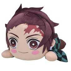 Mega Jumbo Lying Down Plush Demon Slayer: Kimetsu no Yaiba Tanjiro Kamado