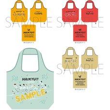 Haikyu!! Yuru Palette Reusable Bag