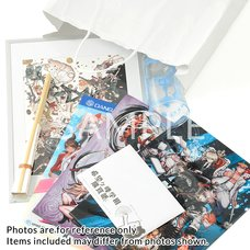 Danganronpa 1.2 Reload Hope & Despair Lucky Bags