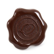 Q-pot. Chocolate Seal Ring