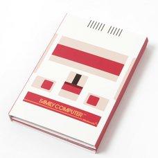 Famicom Stationery Supplies: Flipbook Memo Pad