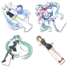 Vocaloid x NewDays Small Acrylic Stand Collection