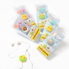 Kotori Tai Bird Stereo Earphones