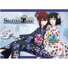 Steins;Gate Kurisu & Mayuri Yukata Wall Scroll