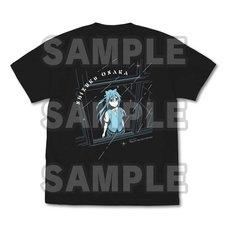 Nijigasaki High School Idol Store TV Animation Scene Theme T-Shirt: Shizuku Ver.