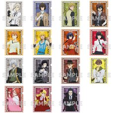 Bungo Stray Dogs New Visual Ver. Clear File Collection
