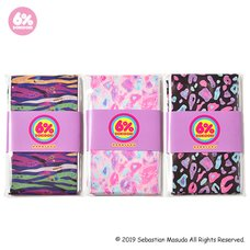 6%DOKIDOKI Colorful Rebellion Animal 80 Denier Tights