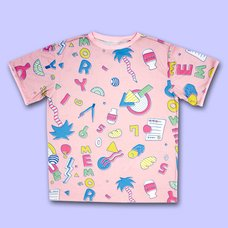 NUEZZZ STATiONERY MEMORY All-Over Print T-Shirt