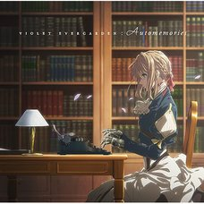 TV Anime Violet Evergarden Original Soundtrack
