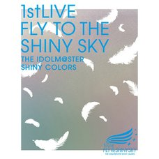 The Idolm@ster: Shiny Colors 1st Live Fly to the Shiny Sky Blu-ray (2-Disc Set)