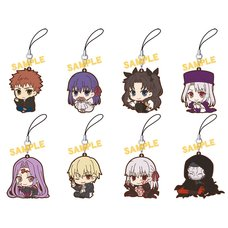 Fate/stay night: Heaven's Feel ViVimus Rubber Strap Collection Vol. 2 Box Set