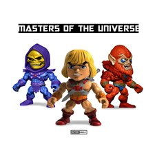 Masters of the Universe Wave 1 Blind Box Mini Figures