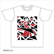 Hatsune Miku Summer Festival Geometric Meiko T-Shirt