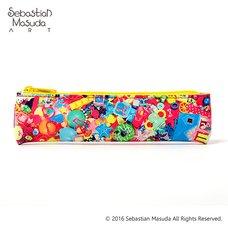 6%DOKIDOKI Colorful Rebellion -THANK YOU ALL- Pen Pouch