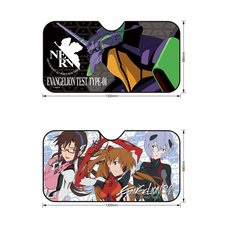 Eva Store Original Evangelion Sun Shade Collection