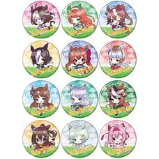 Uma Musume Pretty Derby Character Badge Collection Box Set