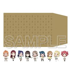 Love Live! Sunshine!! Synthetic Leather Book Cover