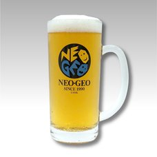 NEOGEO Label Beer Mug
