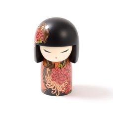 Kimmidoll Tatsuyo Large Kokeshi Doll