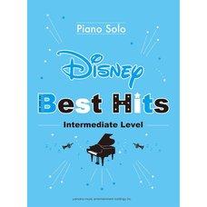Disney Best Hits 10 Piano Solo: Intermediate Level (English Ver.)